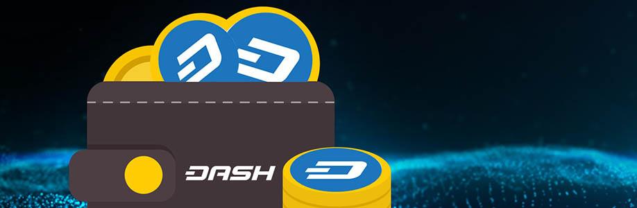 Güvenli Dash (DASH) Cüzdanı
